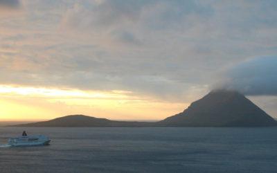 Aðalfundur 22. mars 2018 umborð á Norrønu